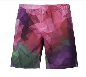Fashion Short Mens Swim Trunks Boardshorts Quick Dry Swimwear with Mesh Lining/Pockets repreve