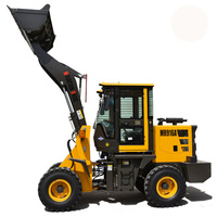 multi purpose mini construction equipment wheel loader with competitive price