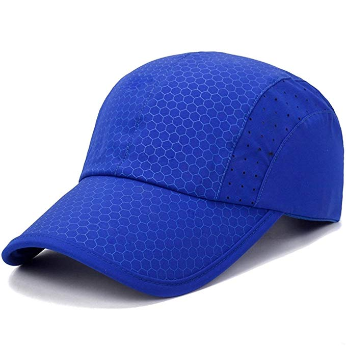 Fitted summer softtextile custom polyester plain running caps baseball caps sport caps