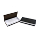 Manufacturer professional custom matte black eyelash fancy packaging box