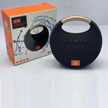 New arrival 5w mini SLC099 wireless speaker Portable speaker bt sound box support USB TF Card AUX Outdoor speaker