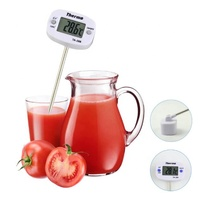 TA288 food stainless steel probe thermometer electronic digital liquid barbecue thermometer TA288