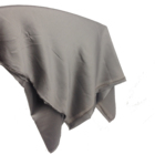 Recycled and environment-friendly bamboo fiber 300TC dyed gray fabric for home textile bedding