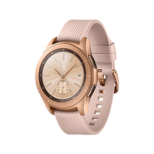 Rose Gold Color Watch Band Girls WristStrap For Galaxy Watch