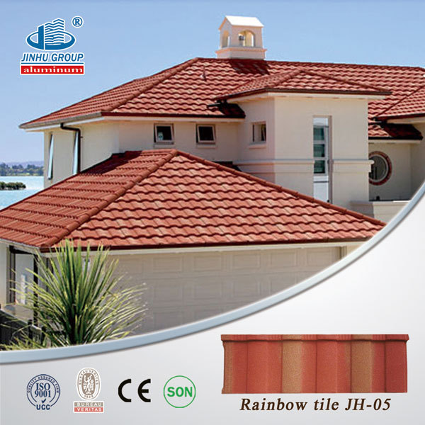 Types roof tiles roof tiles metal roofing is primarily for Roof covering materials