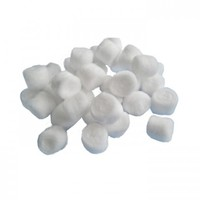 OEM Hot Sale Disposable Cotton Wool Balls Sterile Absorbent Cotton Balls