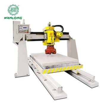 Qdm 900 1200 1800 Single Head Marble Tile Automatic Polishing