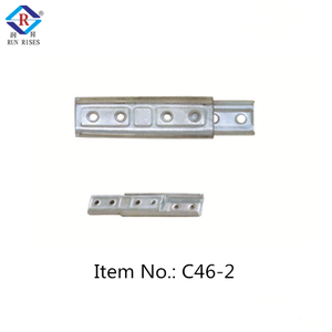 hot sale 120mm metal two parts connect hinge C46-2