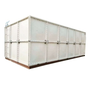 Square Water Storage 1000m3 Shandong Hengxin Supply Equipment Coltd Overhead Tank