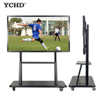 "YCHD 70""86""98"" touch screen lcd all in one pc android with wifi computer monitor"