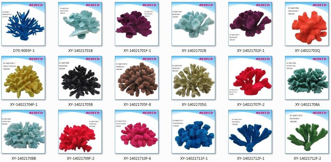 Resin Artificial Coral Reef Aquarium Buy Artificial Coral Reef