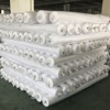 Supply 100% Cotton PFD Muslin plain Fabric for bed sheets in roll Made in china