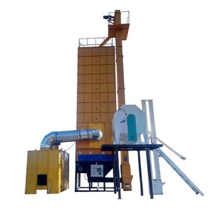 Reliable Quality Paddy Corn Grain Rice Dryer