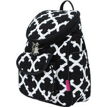 Klee Muster Drucken Mini Gesteppt <span class=keywords><strong>Rucksack</strong></span>