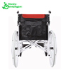 Well Priced controller compact wheelchair commode chair with bedpan