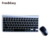 New Design Fashion Combo Rechargeable Compact Keyboard And Mouse For Laptop