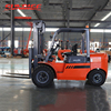 CE SGS EPA ISO9001 Approved Heli Diesel Forklift 5 Ton To 10 Ton