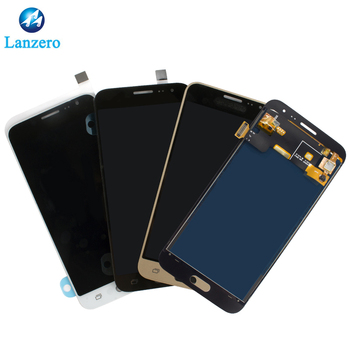 100% Warranty Replacement mobile phone lcds for samsung galaxy j1 ace lcd screen j1 j2 j3 j4 j5 j6 j7 2016