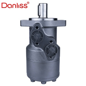 OMR 100 SMR 100 Hydraulic Orbit Motor