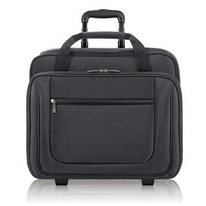 Laptop Bag Rolling Laptop Briefcase For Women And Men Fits Up To 17.3 Inch Laptops