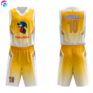 Factory direct supplier design basketball jersey template with wholesale price