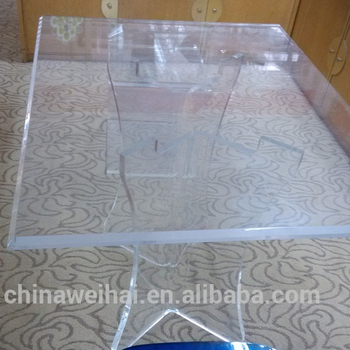 acrylic shower bench