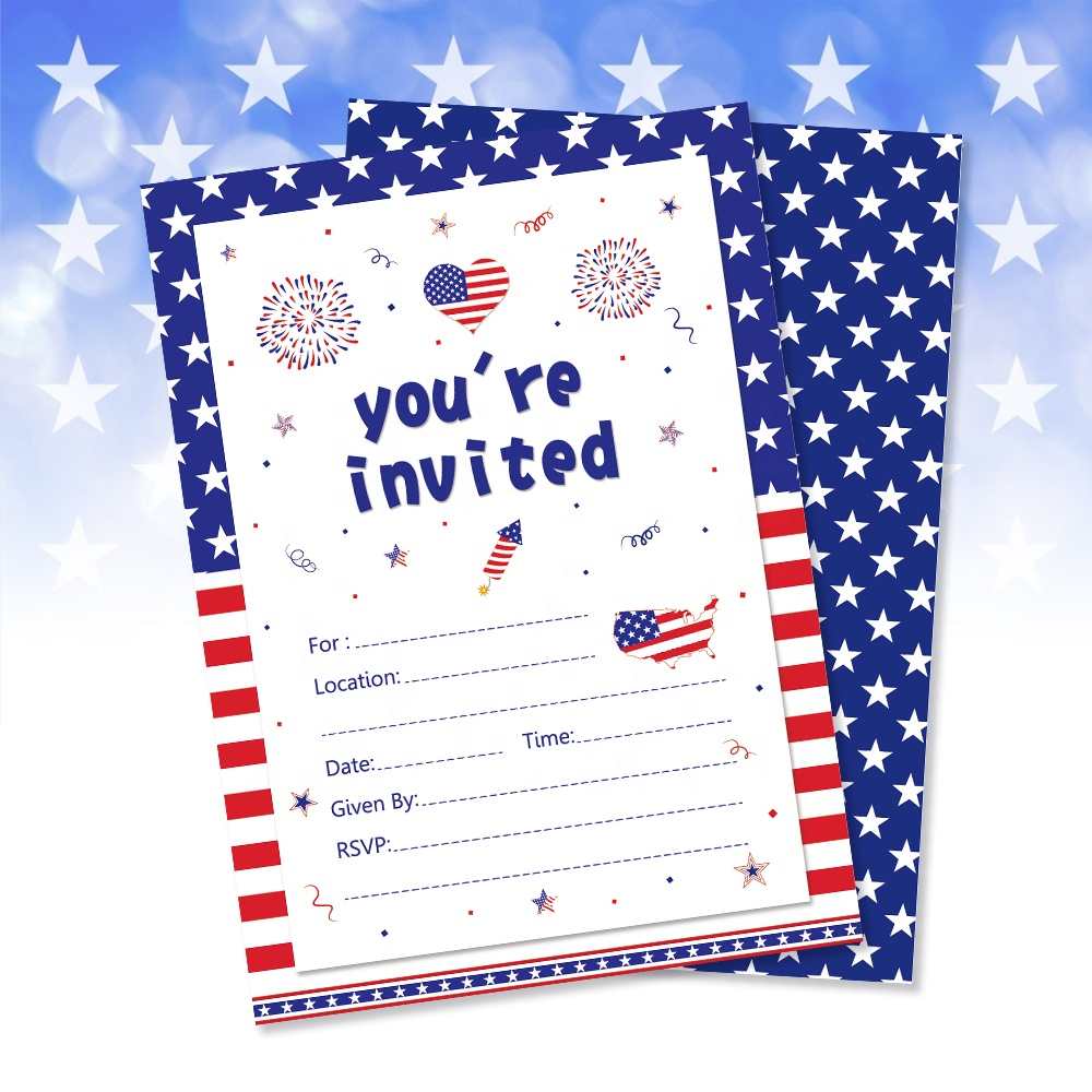 July 4th 2019 Party Theme Ideas Packs Of 50 Independence Day Party