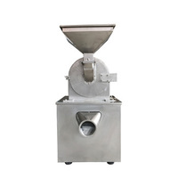 commercial coffee powder floor grinder machine for food