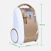Portable Oxygen Bar/Cheap Portable Oxygen Concentrator 5l/Medical Portable Breathing Apparatus