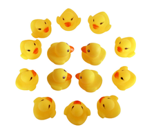 Nette Mini Gummi Squirties Ducks <span class=keywords><strong>Baby</strong></span> Bad Dusche <span class=keywords><strong>Spielzeug</strong></span>/Geburtstag Party Favors