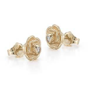 Spring Newest Gold Plating Earring Baby