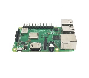 Suitable for RASPBERRY PI 3 model B with Broadcom 1.2GHz Quad-Core chipset