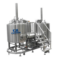 Factory price 5bbl brewery stainless steel brewing tank plant with good