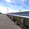 High quality durable crash barrier galvanized traffic protection strong steel high speed way guardrail