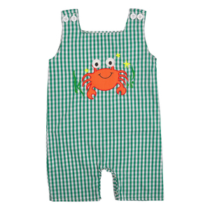 Boutique Boys Romper baby clothes Conice NINI Crab Pattern New 2019 Baby Rompers Cotton Baby Boy Clothes