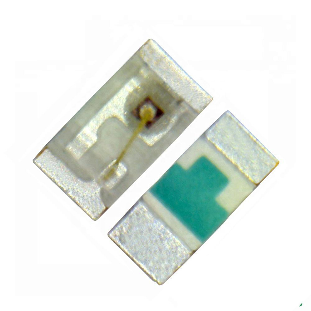 High Bright 1005 Chip Diode 0402 SMD Mini Yellow LED Micro LED Beads Light Source Light Emitting Diode Surface Mounted RoHS