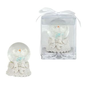 Custom Wedding favor water globes