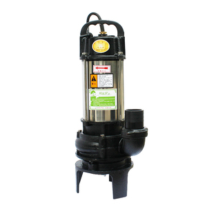 Hot selling vertical sewage ram pump water
