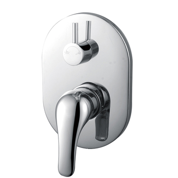 Cold Br Bath Concealed Shower Mixer