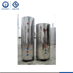 Hot Selling Pressure Water Tank For Solar And Heat Pump Water Heater System