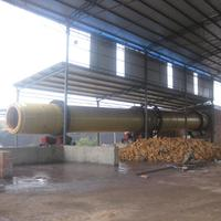 Wet-process cement rotary kiln for of calcined cement clinker