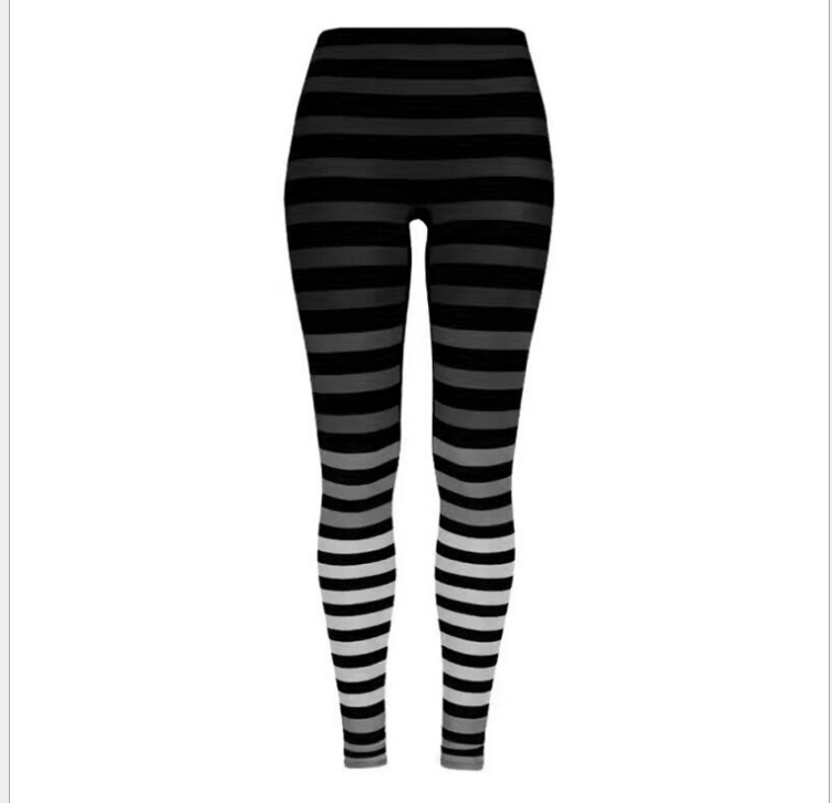 AK-035L Fast-selling Blockbuster Sportswear and Fast-drying Printed Yoga Legging Factory Wholesale