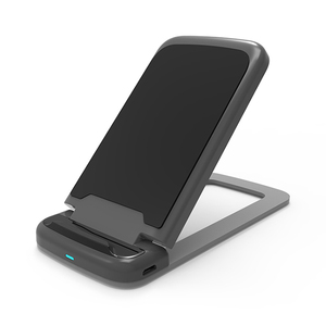 Multi-function Table Stand Foldable Portable Cell Phone Wireless Charger For Samsung galaxy a8 j5 j6