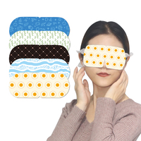 OEM Private Label Disposable Aroma Steam Eye Mask Warm Hot Spa Mask