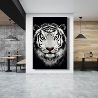 Oil Art Wall Picture Canvas Print Custom Abstract Frame Reproduction From China Kitchen Modern Animal Decoration Painting