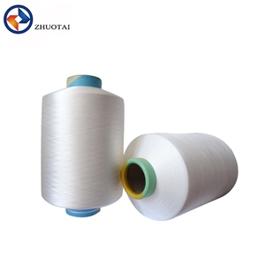 300/96 SD RW NIM Eco-Friendly Feature and 100% Polyester Textured Dty Material Knitting Yarn