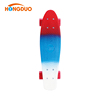 22 inch plastic skateboard in Matt 3 colors for wholesale