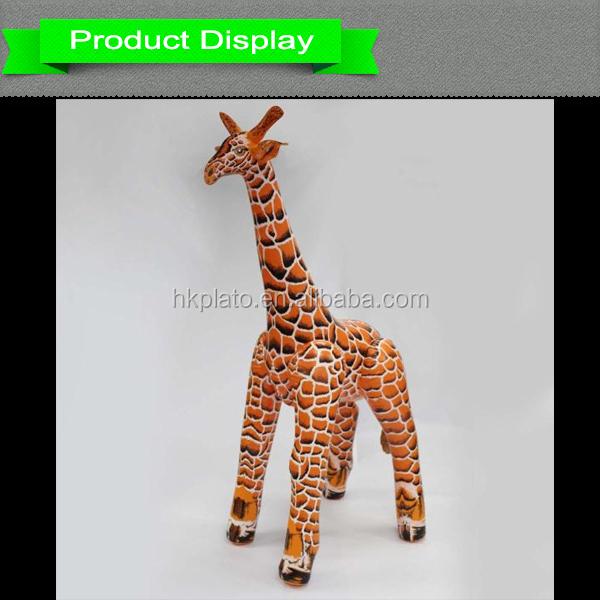 Nice Advertising Giant Inflatable Giraffe Toy,inflatable Giraffe