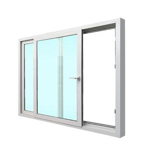 Topwindow vinyl tempered double glass UPVC Windows And Doors PVC french casement Buildings Window price Manufacturers Factory