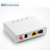 xPon ONU ONT support both GPON EPON Technology work with OLT Huawei Fiberhome